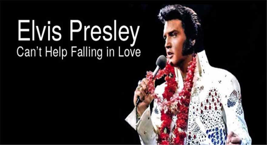ترجمه آهنگ Elvis Presley - Can't Help Falling In Love