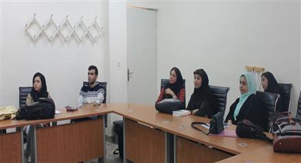 گزارش تصویری اولین جلسه رسمی گروه زبان اهورا
