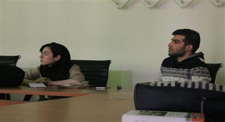 اولین جلسه گروه زبان اهورا 2