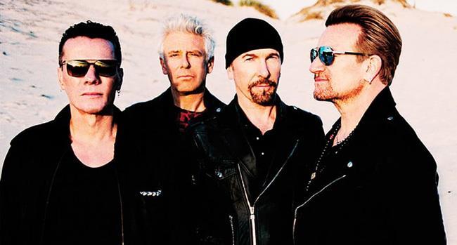 ترجمه و دانلود آهنگ U2 - New Year's Day
