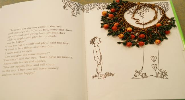 داستان کوتاه انگلیسی: Shel Silverstein  - The Giving Tree
