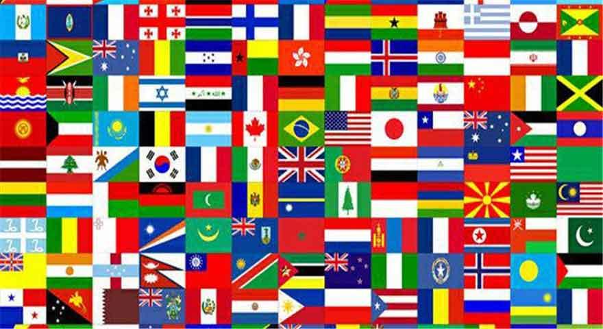 زبانهای مردم دنیا