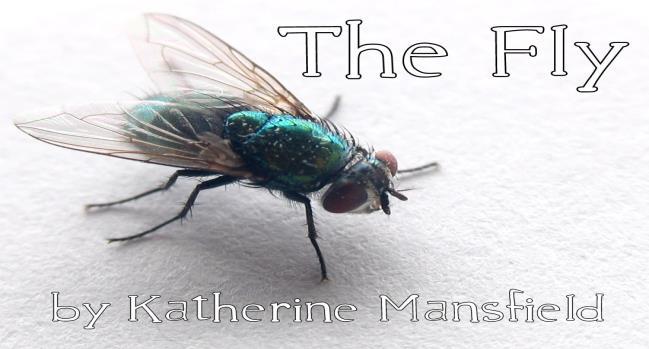 داستان کوتاه انگلیسی: Katherine Mansfield - The Fly