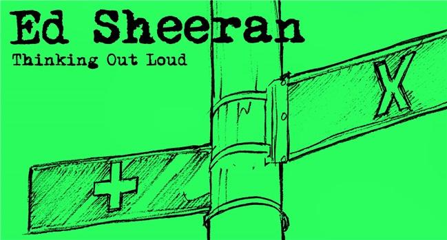 ترجمه و دانلود آهنگ Ed Sheeran - Thinking Out Loud