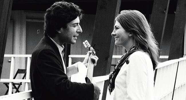 ترجمه  آهنگ Leonard Cohen - Suzanne