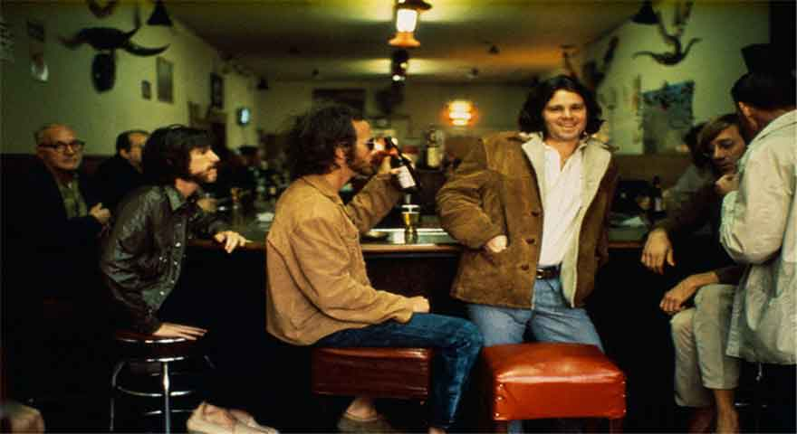ترجمه آهنگ The Doors - Soul Kitchen
