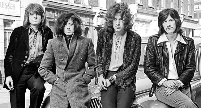 ترجمه  آهنگ Led Zeppelin - Stairway to Heaven