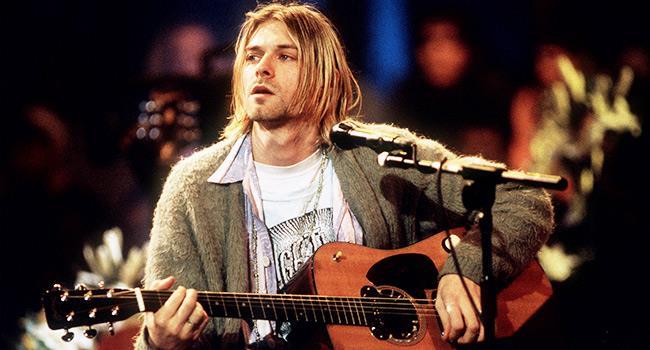 ترجمه و دانلود آهنگ Nirvana - The Man Who Sold the World