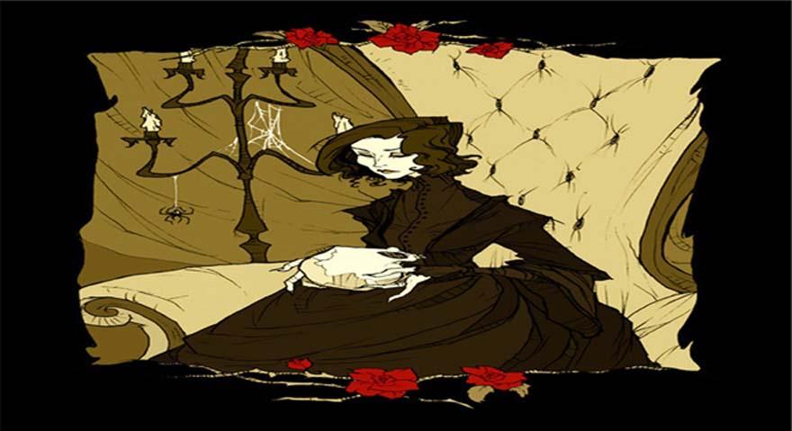 داستان کوتاه انگلیسی: William Faulkner - A Rose for Emily