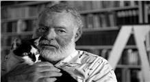 داستان کوتاه انگلیسی: Ernest Hemingway - Cat in the Rain